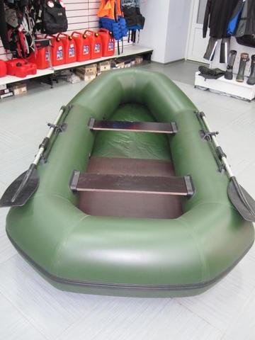 лодка барбус bs-300p