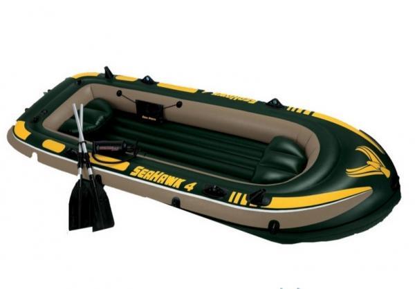 лодки 2-х местные резиновые лодки