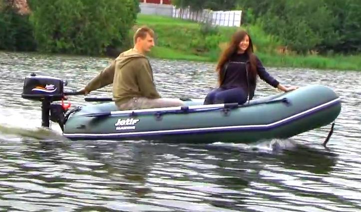 надувная лодка джет марин