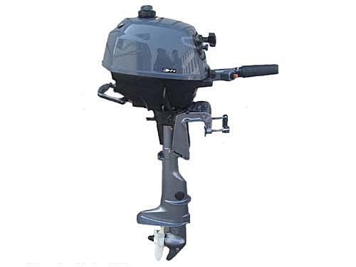 подвесной двигатель для надувной лодки