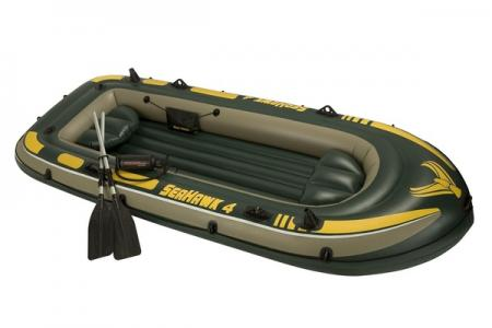 лодка Seahawk Intex